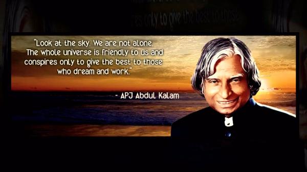 Dr A P J Abdul Kalam Birthday On 15 October Celebrated